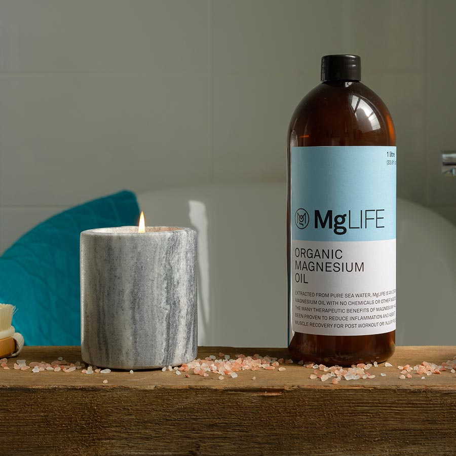 MgLIFE Organic Magnesium Oil | Bath
