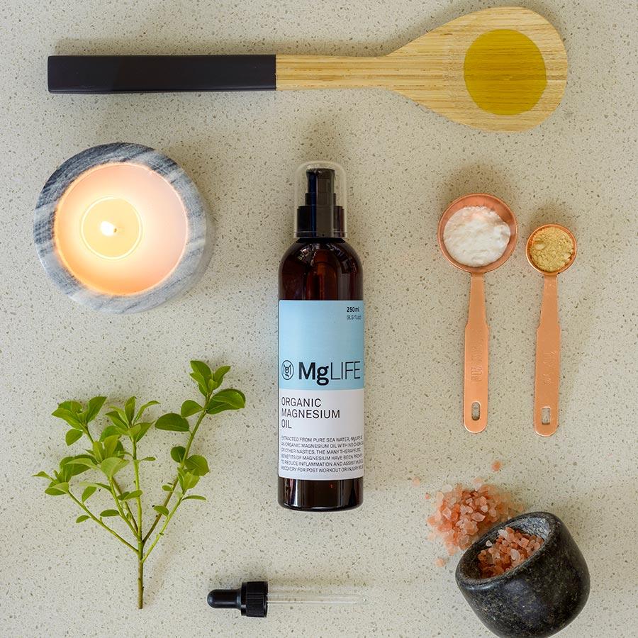 MgLIFE Organic Magnesium Oil | Detox Bath