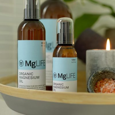 MgLIFE Organic Magnesium Oil | Value Pack