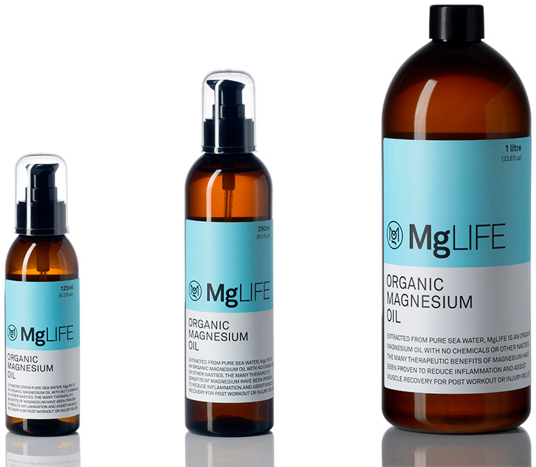 MgLIFE Organic Magnesium Oil | Products