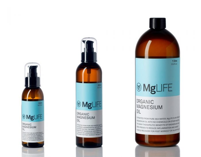 MgLIFE Organic Magnesium Oil Value Pack